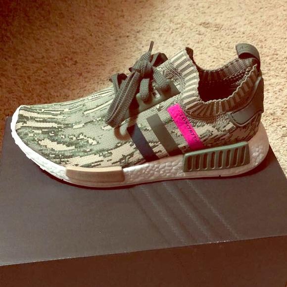 3ce4407d5 adidas Shoes - Adidas Womens NMD R1 PK Japan Glitch Camo